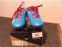 Canterbury Phoenix Club 6 Stud Rugby Boots size 5.5