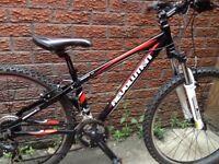 Revolution ascent Xc 24 inch wheel mountain bike hardly used