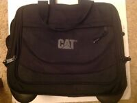 CAT business pull along bag