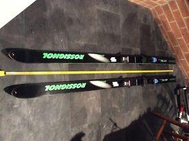 rossingnol skis 190cm