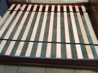 King Size Bed Slats, New & Boxed.