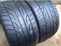 Part worn tyres 315/35/20-275/40/20-unit 90 fleet road ig117bg barking