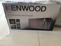 Kenwood mirror door combination microwave