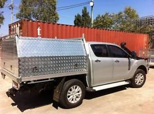 DUAL CAB ALLUMINIUM UTE CANOPY (1800x1800mm) Coorparoo Brisbane South East Preview