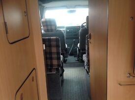 Volkswagen T4 Transporter Autohaus conversion Hightop Campervan