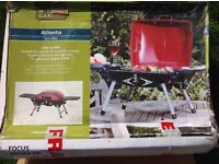 Atlanta table top gas barbecue new condition never used