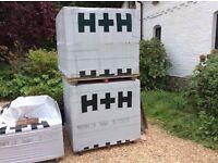 Thermal Celcon lightweight blocks
