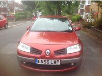 Renault megane 2006 petrol