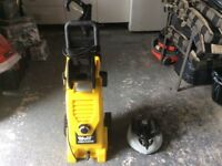 FOR SALE WOLF PRESSURE WASHER 18 MTHS OLD