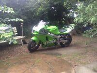 Kawasaki zx7r p3 ninja