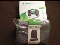 Revitive Circulation Booster with ISO Rocker. Hardly used. Boxed. Comes with handy carry bag.