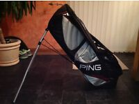 Ping Latitude V2 Stand Golf Bag. VGC.