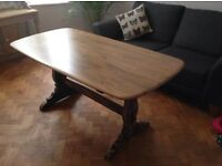 Ercol refectory table