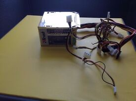 TRUST 14888 PowerMaster 570W Dual Fan 20+4 Pin ATX Desktop Power Supply