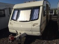 Abbey GTS Vogue with fixed bed 2000 model
