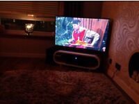 """Samsung smart curved tv """"48"""" Perfect condition"""
