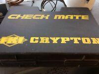 Crypto checkmate