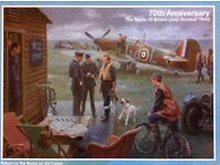 1000 piece jigsaw. 70th anniversary RAF Battle of Britain. Immacculate never been used.
