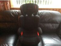 Child's car seat in brand new condition **BARGAIN AT £15**