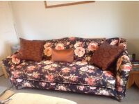Parker Knoll 3 seater sofa, immaculate condition. RRP £1546!