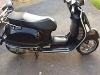 Vespa gt 125cc