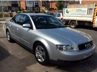 "Audi A4 2002 1.9 tdi Sport 130 Diesel ""Sensible offers considered"""