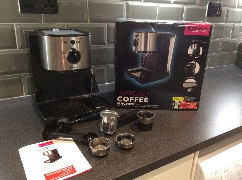 these electric coffee makers