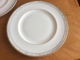 Dinner plates by Royal Doulton