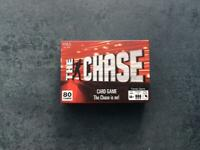 The Chase card game, brand new