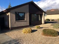 Detached Bungalow two bedrooms to let