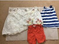 Baby girl bundle 6-12 months