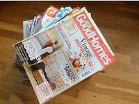 Good Homes magazines