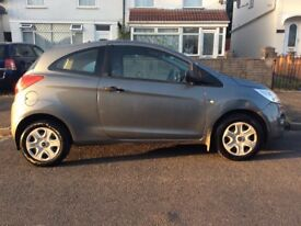 2009 Ford Ka 1.3- NEW SHAPE- Long Mot- CHEAP INSURANCE