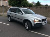 Volvo XC 90 2.4 Diesel AUTOMATIC 04 Reg 7 Seats Full Leather