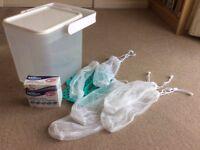 Mothercare cold water baby bottle steriliser