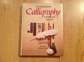 Book on calligraphy