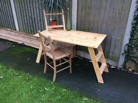 BESPOKE ONE OFF LADDER DESK