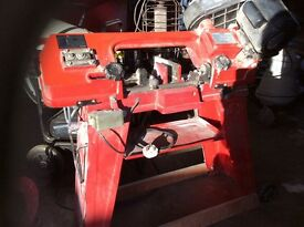 Sealey bandsaw horizontal/ vertical