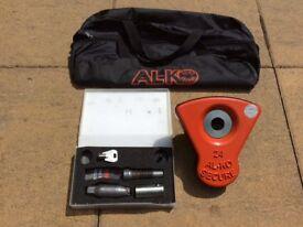 ALKO Wheel-lock No. 24