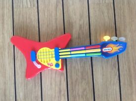 Little Tikes Toy Guitar