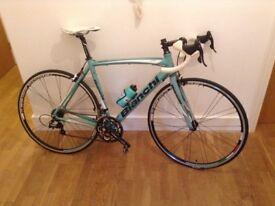 Bianchi Road Bike Racer
