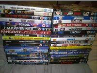 60 + DVD'S collection.