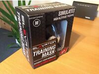 GENUINE! ELAVATION TRAINING MASK 2.0 SIMULATES HIGH ALTITUDE 4 TRAINING WEIGHT LOSS RUNNING AND MORE