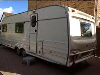Caravan Avondale Rialto 640-6 Twin Axle 6 Berth Very Good Condition