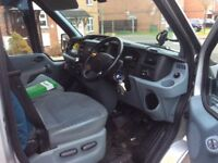 Ford transit sub 2.2 diesel breaking all parts