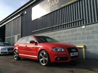 2012 Audi A3 2.0 Tdi S-Line 5Dr Sportsback Special Edition STUNNING Car. FINANCE AVAILABLE