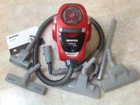 Hoover Xarion Bagless Cylinder Vacuum Cleaner
