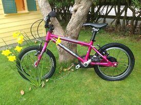 Islabike Cnoc 14 Pink - Isla bike Age 3-5