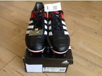 Brand new - Adidas adipower kakari SG boots, size 8