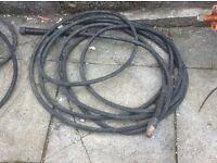 Hydraulic hoses £40 each ono